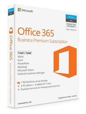 Microsoft Office 365 - Business Premium