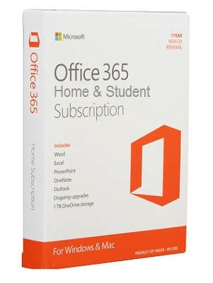 Microsoft Office 365 - Home & Student